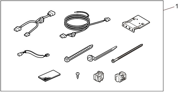 Соединительные кабели для SSD навигации